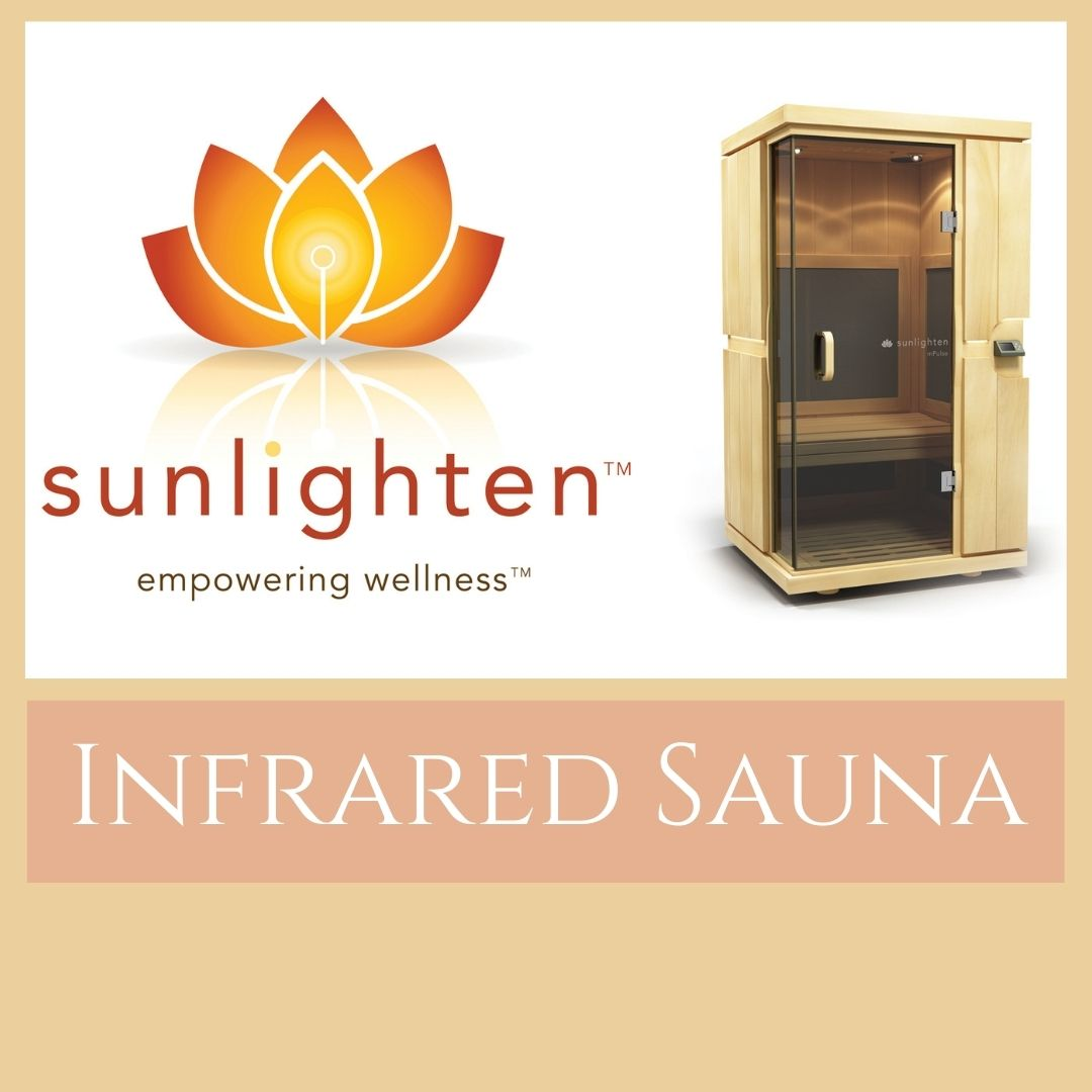 InfraredSauna at Page Wellness Center